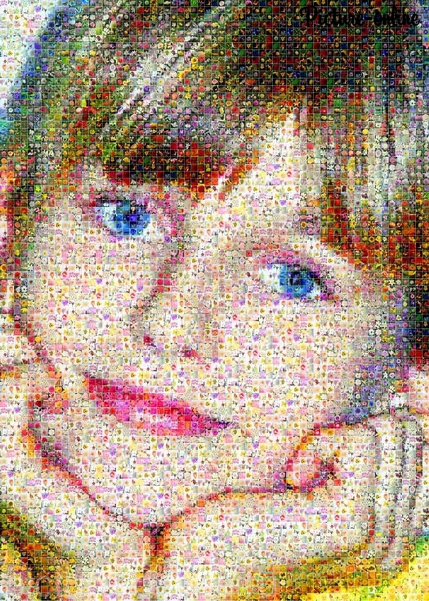 Как сделать портрет из фото на компьютере